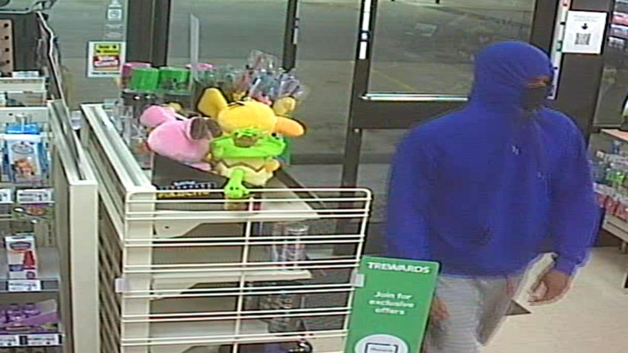 Chesapeake Police need help identifying 7-Eleven robberysuspect