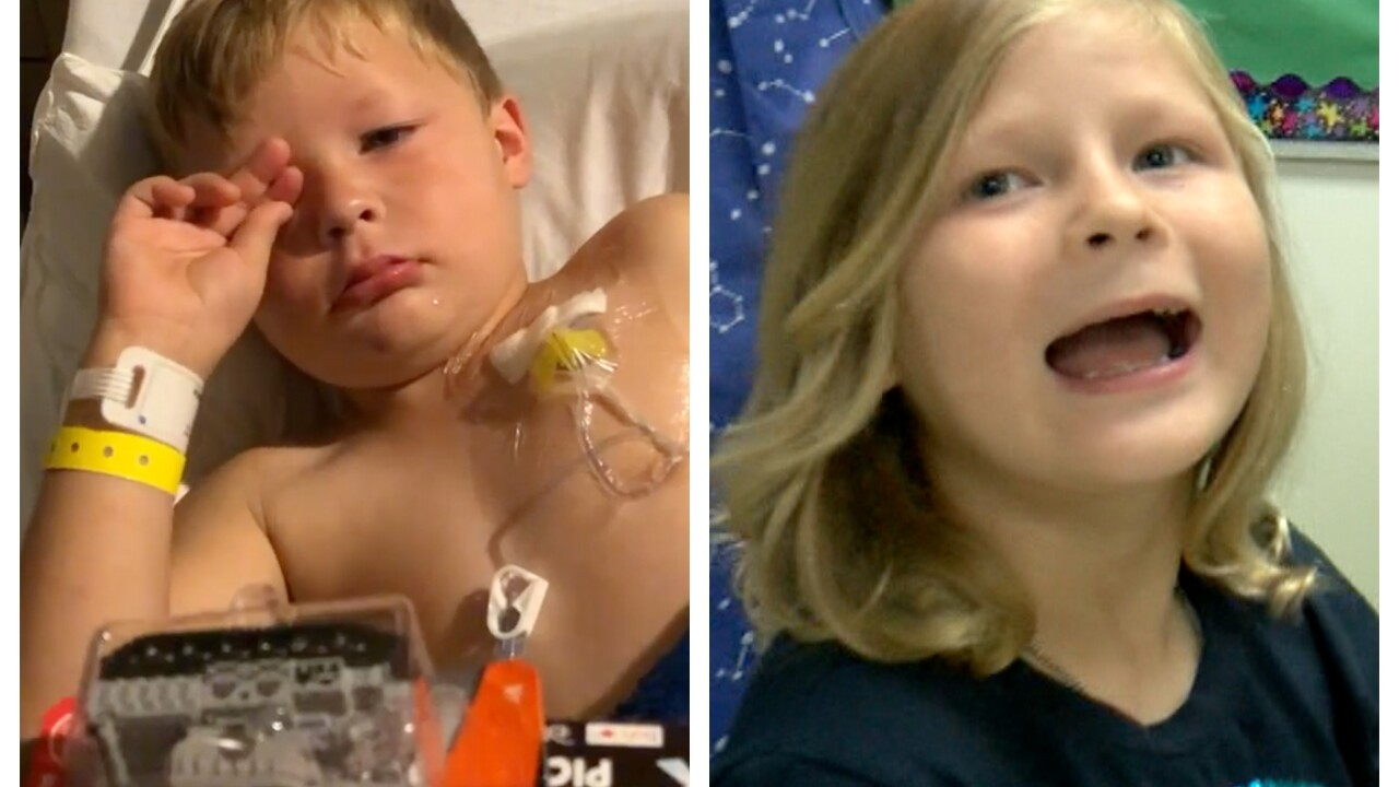 ACISD remains 'Cayson Strong' as boy nears third anniversary of cancer diagnosis
