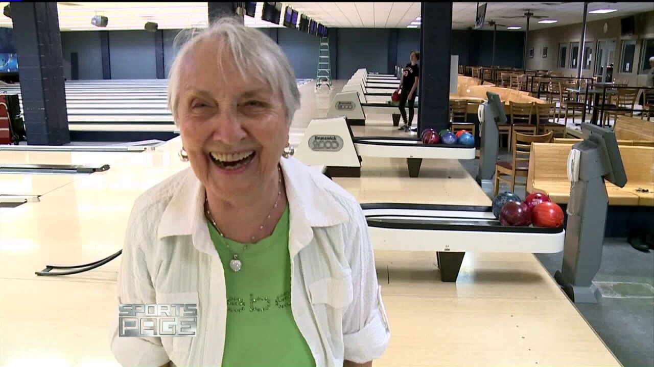 Man, 95, and wife, 86, bowl three times a week in SLC