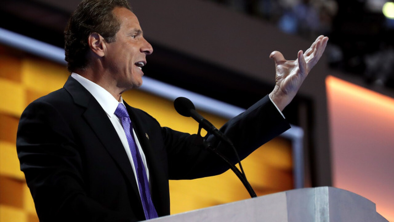 Cuomo announces proposal to modernize voting in New York to increase voter participation