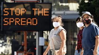 California face masks
