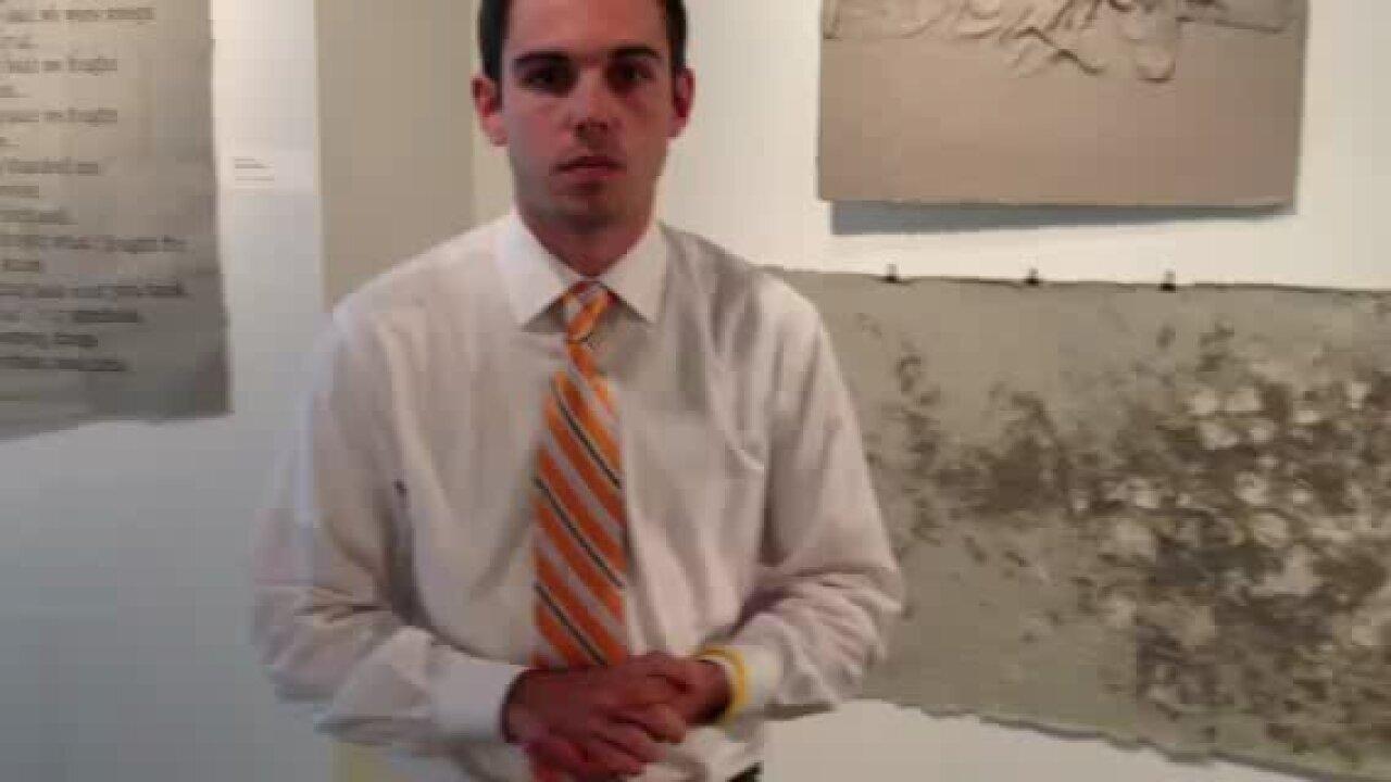 Tonight on NewsChannel 3 – Veterans turn uniforms into art inNorfolk