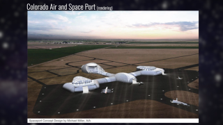 Ready to be sent to space? Commercial space ports are — and it could happen sooner than you think