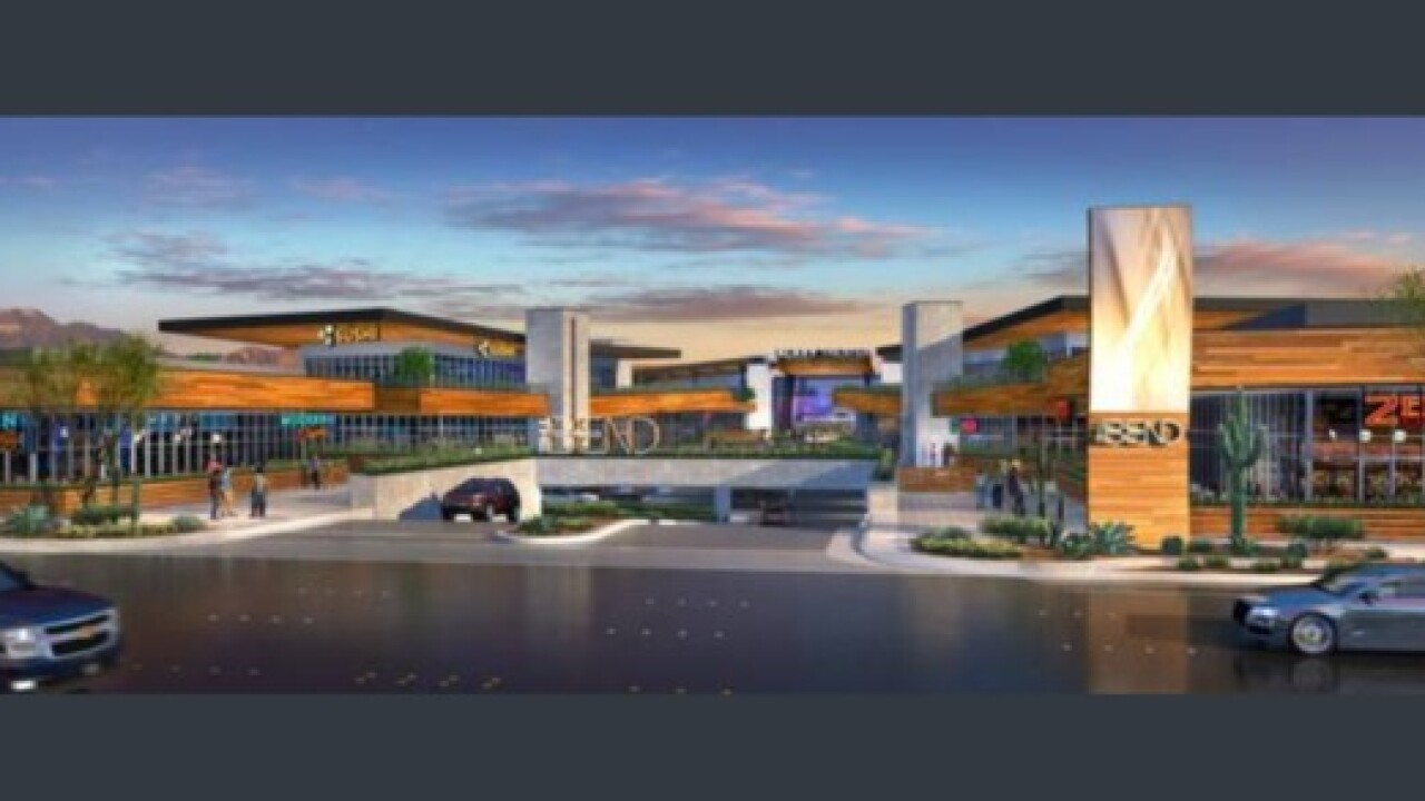 New dining, movie plaza to open in SW Las Vegas