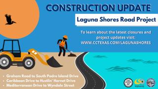 Laguna Shores construction update