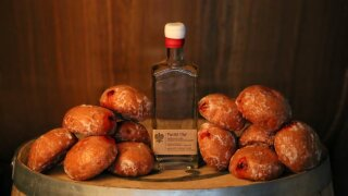 Paczki polish vodka Detroit City Distillery