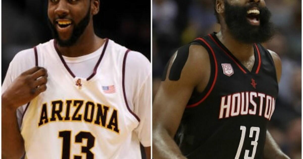 76365254aca Former Arizona State Sun Devils star James Harden named 2017-18 NBA MVP