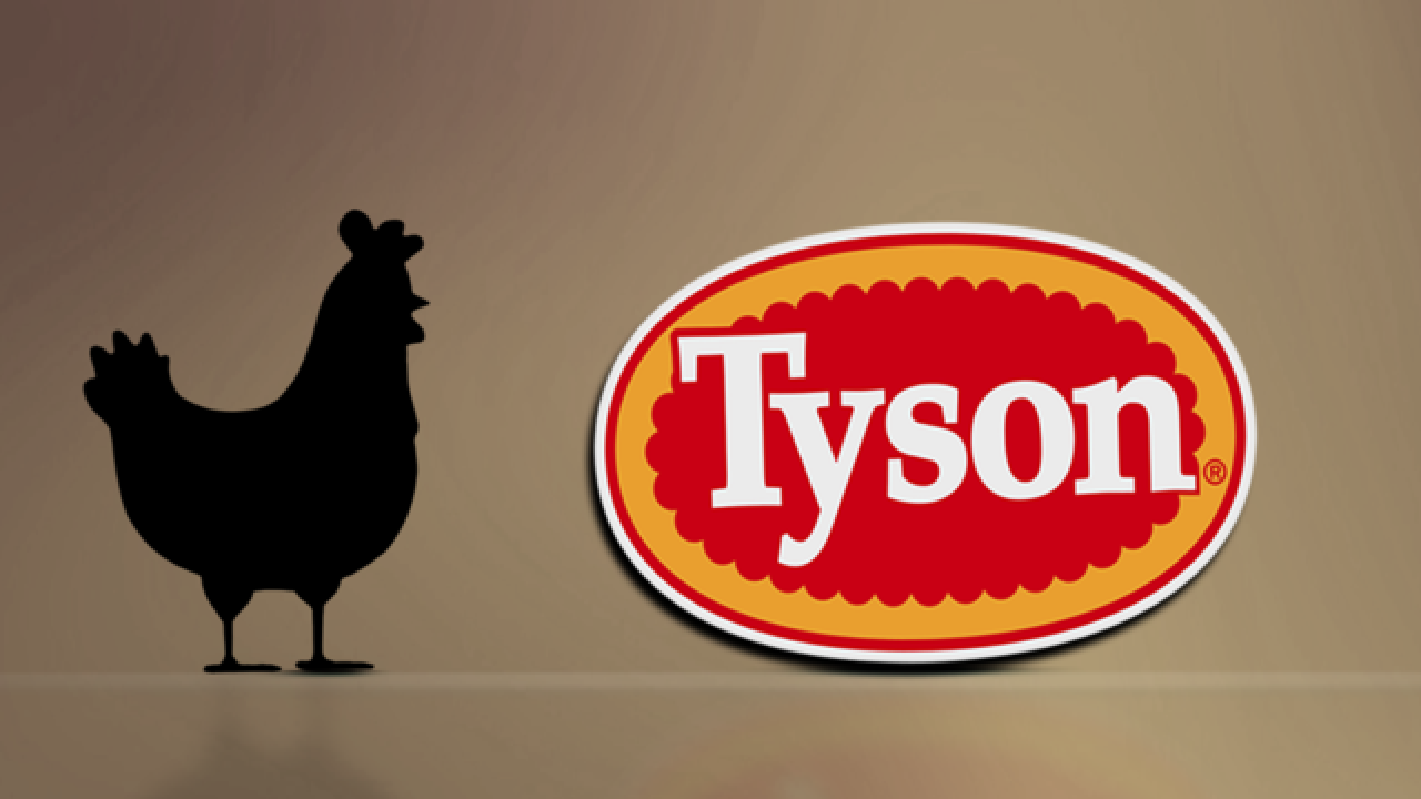 Tyson Foods invests in making meat from cells