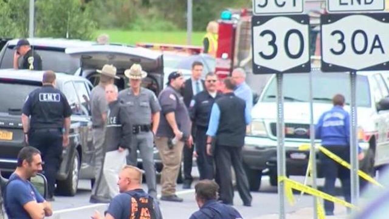 Limo Crash Kills 20 People In Upstate New York