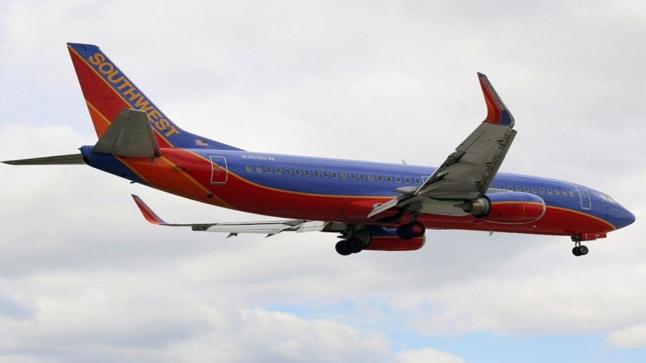Southwest Airlines scam: Fake ad offering two free airplane tickets