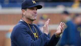 Michigan expected to be good, not great, again with Harbaugh