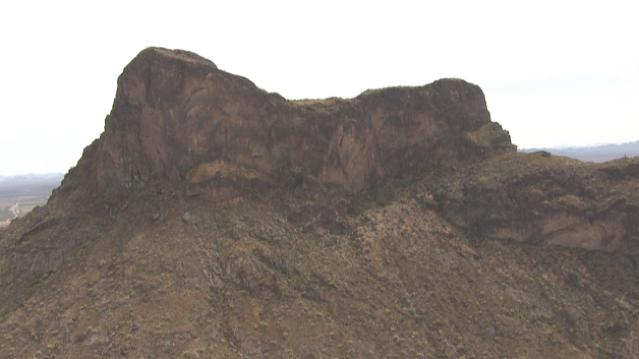 16-year-old dies during Boy Scouts hike at Picacho Peak Park