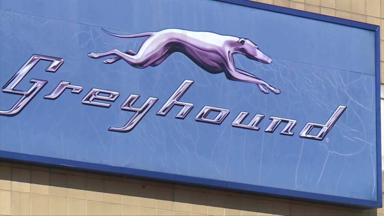 Greyhound passengers delayed for more than 5 hours at Richmond station