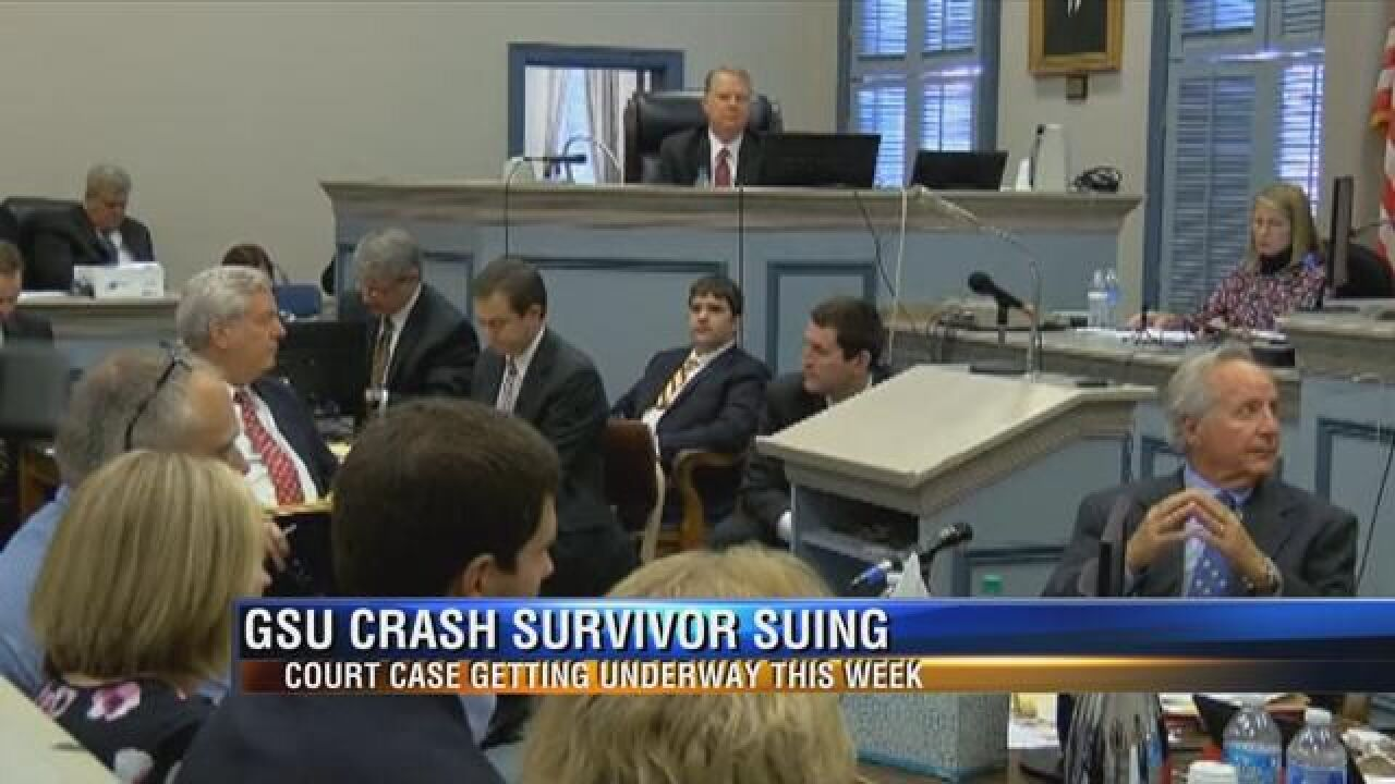 Trial for Fatal Crash Involving Georgia Southern University Students Begins