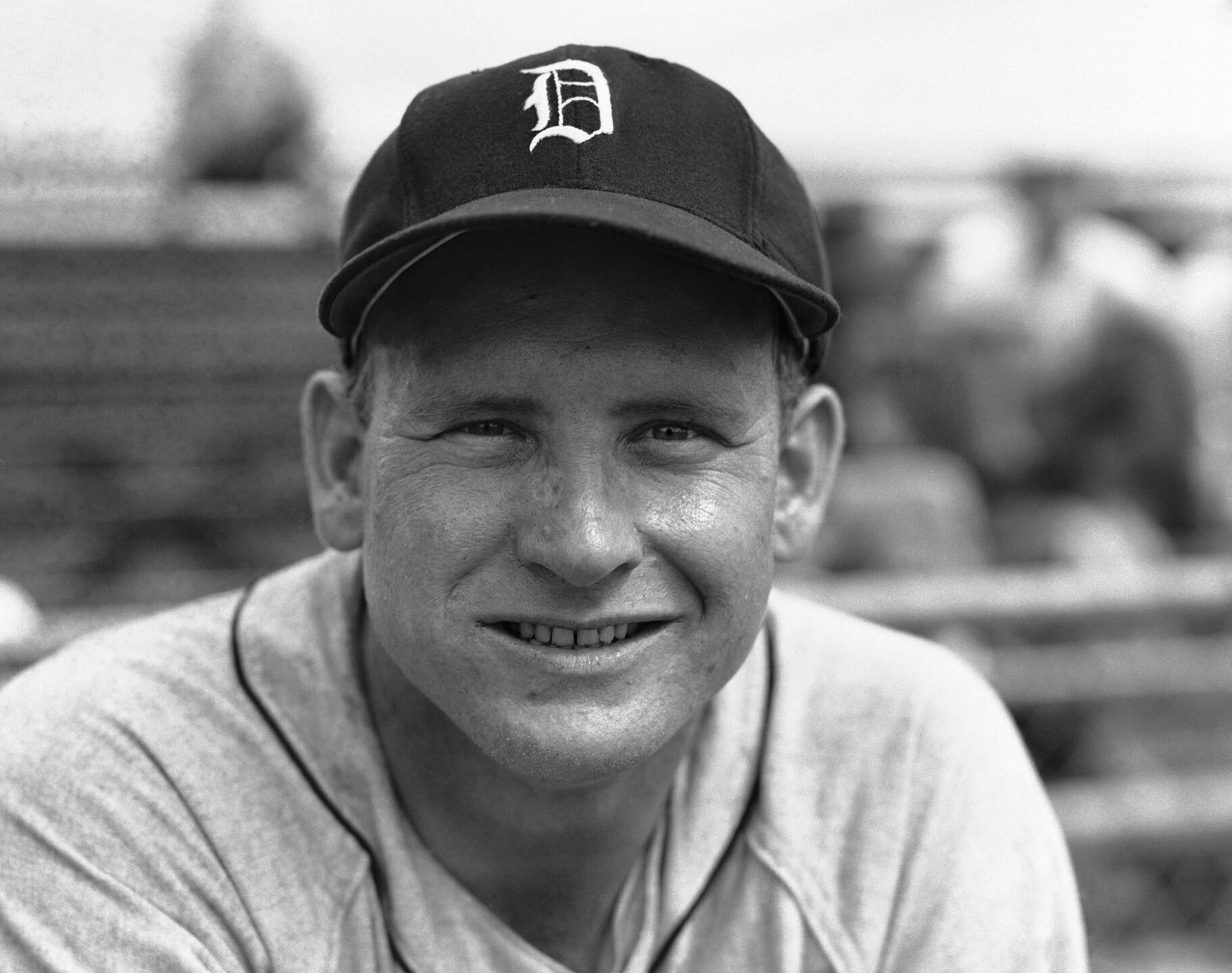 Paul H Trout                              Detroit Tigers