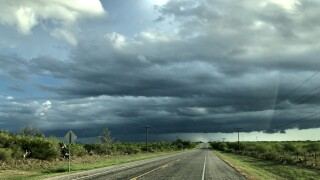 Rain clouds will be coming to the Coastal Bend.
