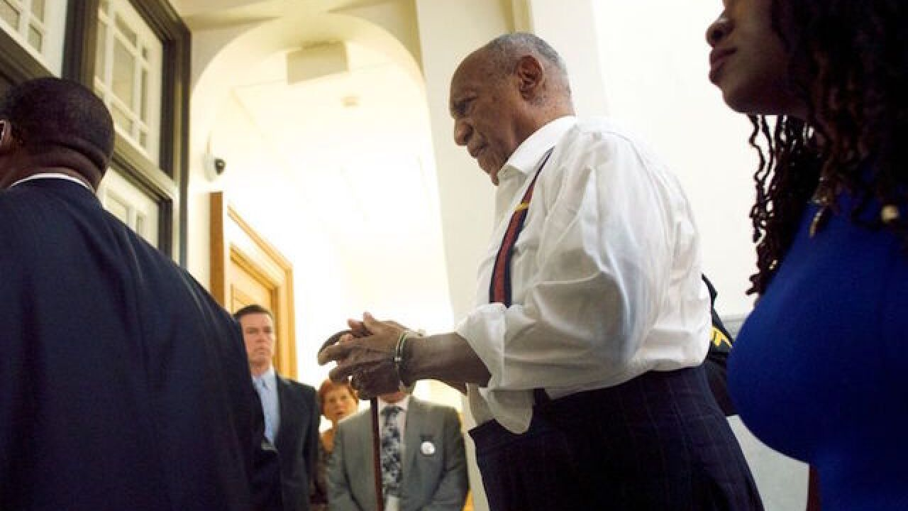 Bill Cosby sentenced to state prison