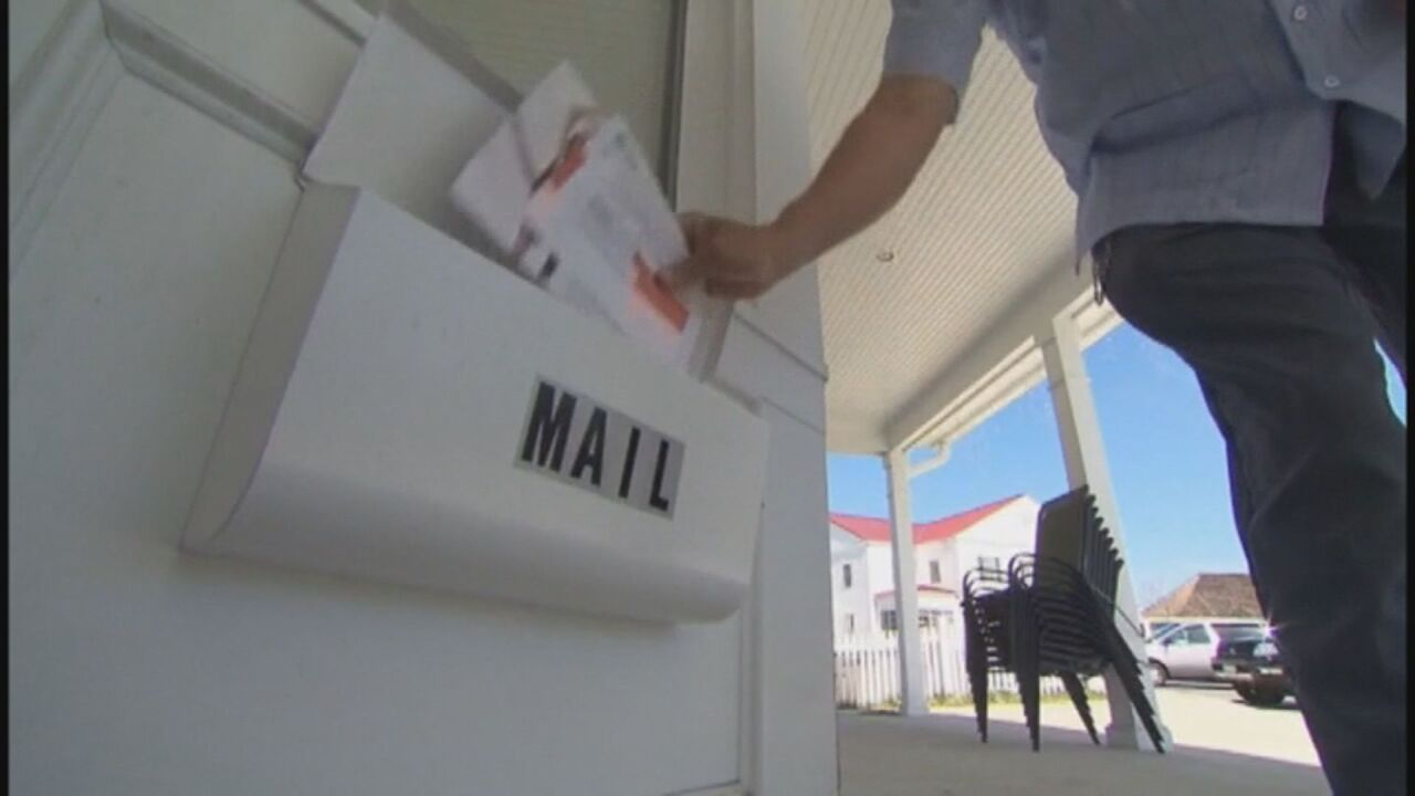 Fraudsters use postal service to deliver schemes to potential victims