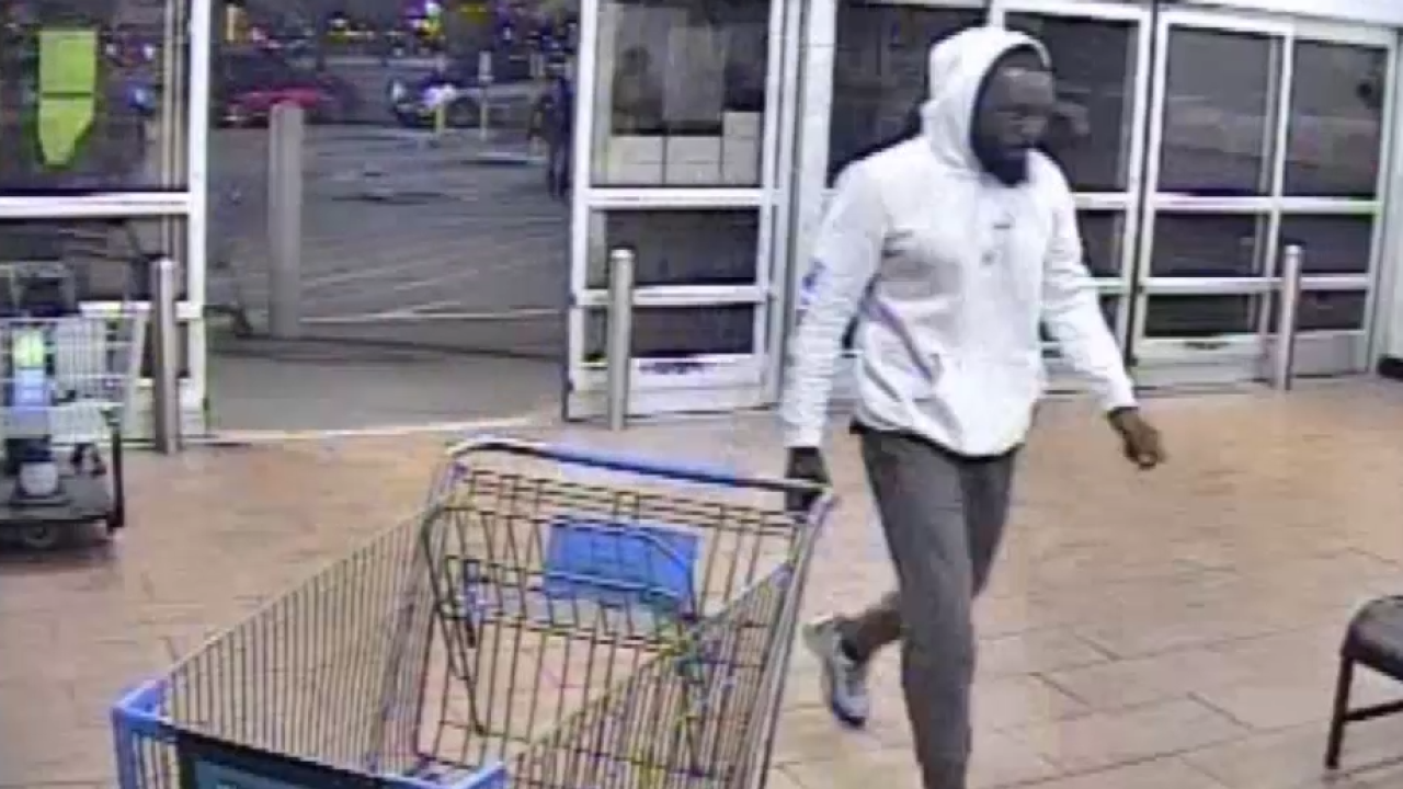 Man accused of breaking into woman's car, using credit cards at Newport News store