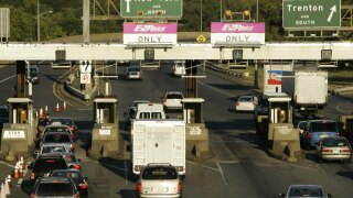 Toll Increases new jersey