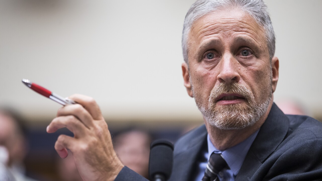 Former Daily Show Host Jon Stewart Testifies On Need To Reauthorize The September 11th Victim Compensation Fund