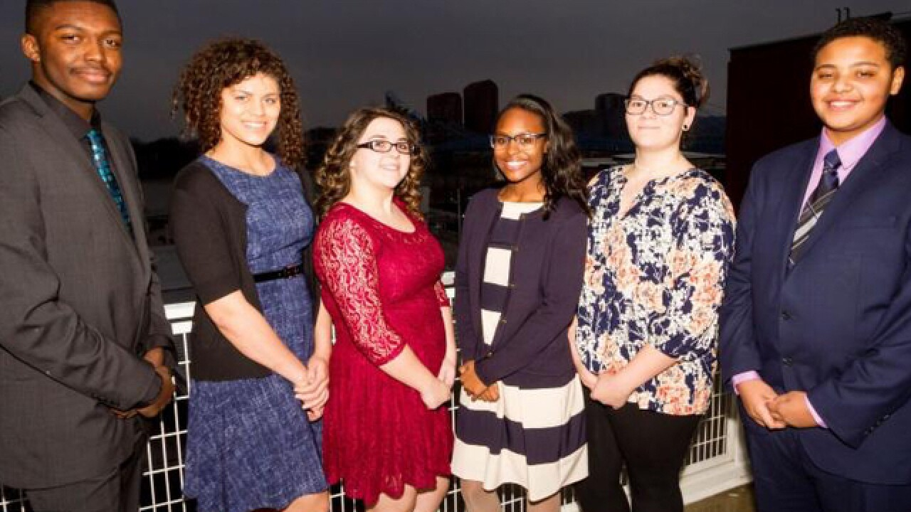 Boys and Girls Clubs recognize Holmes High School senior as 2017 Youth of the Year