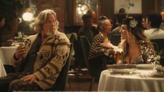 Stella Artois Super Bowl ad