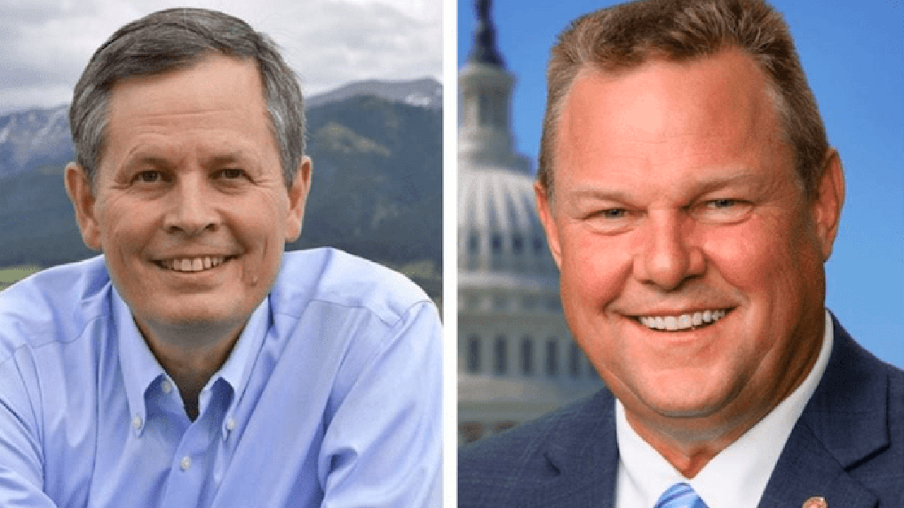 Sens. Daines, Tester tout benefits of COVID-19 rescue package