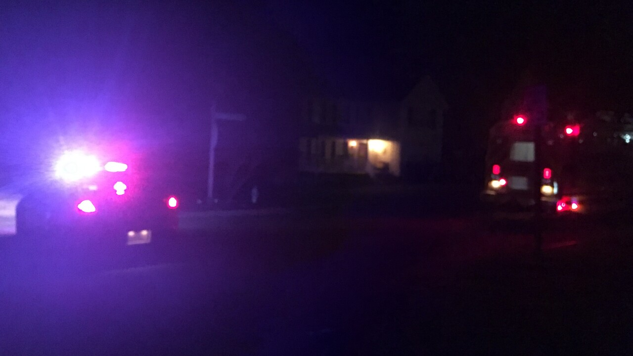 Chesterfield Police investigating Thanksgiving triplehomicide