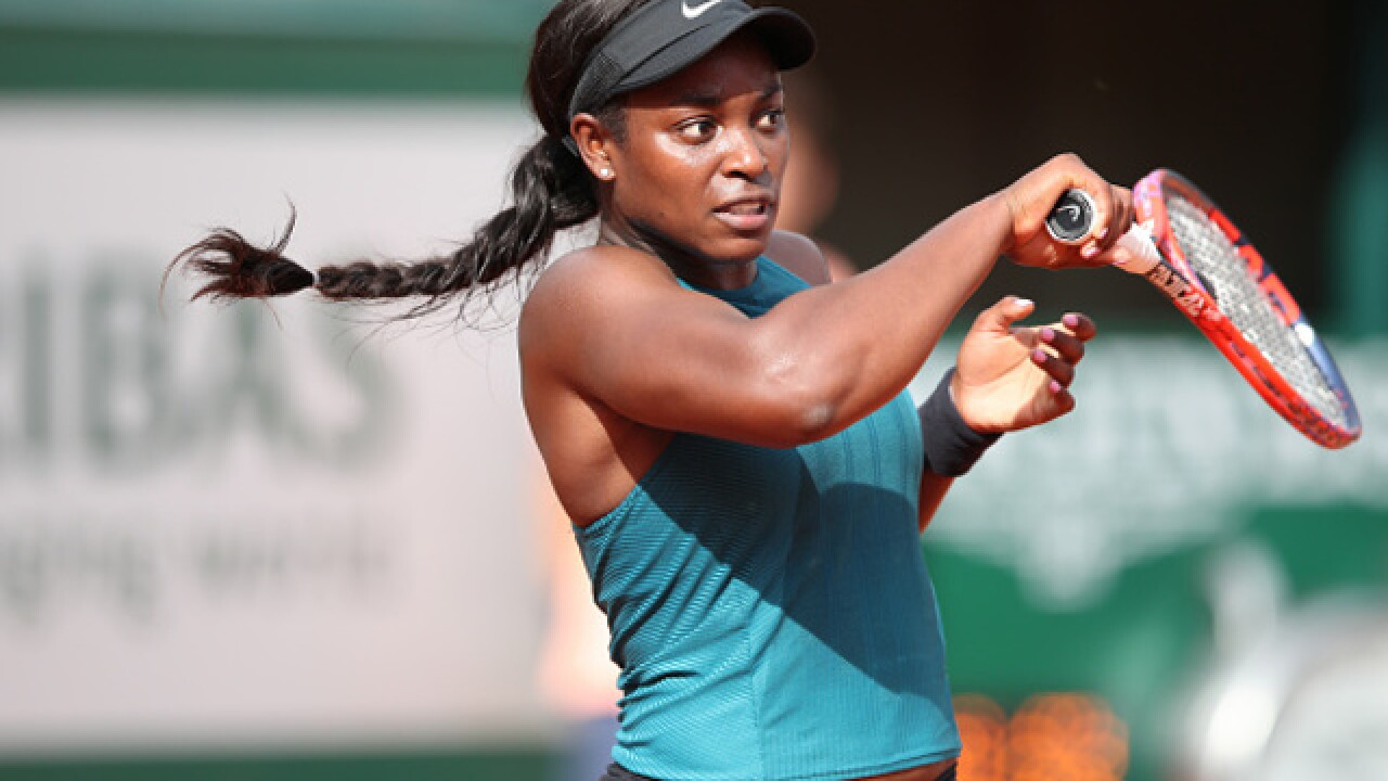Stephens eyes second slam title, Halep first in French Open final
