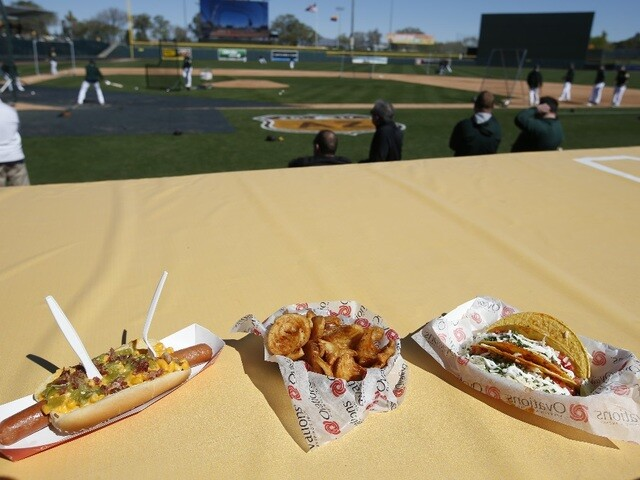 Arizona Spring Training: What's new at the concession stands around town?