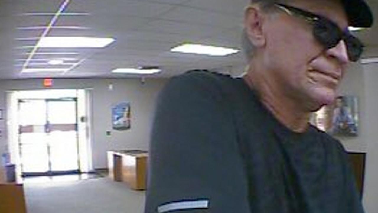 Police: Boynton Beach bank robbed, suspect sought