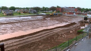 Lincoln Prep Football Field 1