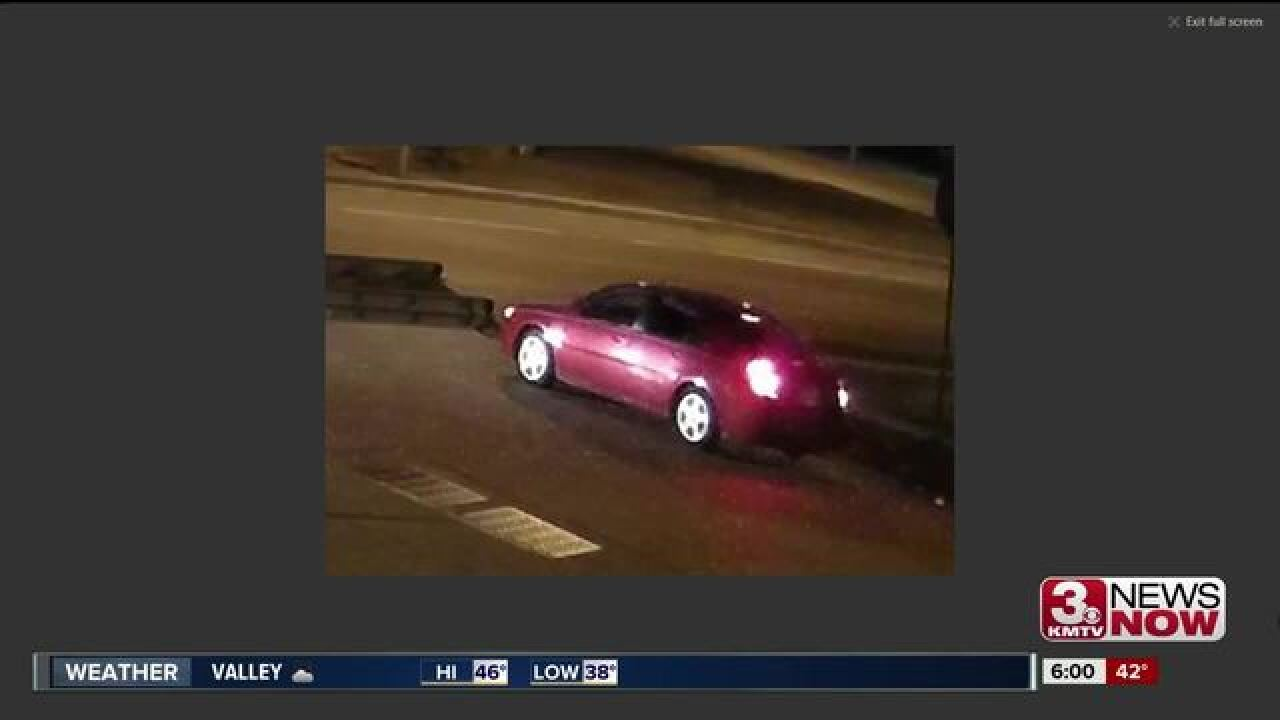 OPD release photo of car involved in shooting