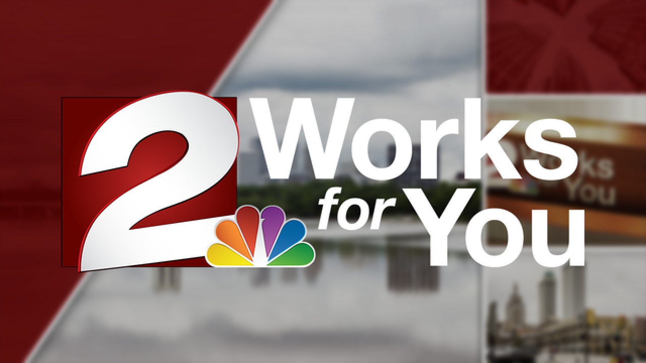2 Works for You Channel 2 logo
