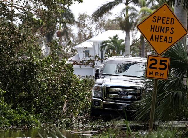 Photos: Hurricane Irma causes destruction in Florida