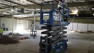 New Bakersfield Homeless Shelter Construction