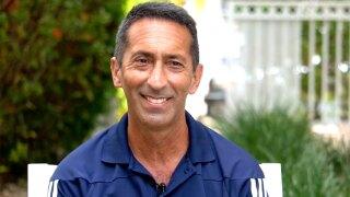 Paul Mokha, former Olympic rowing coach