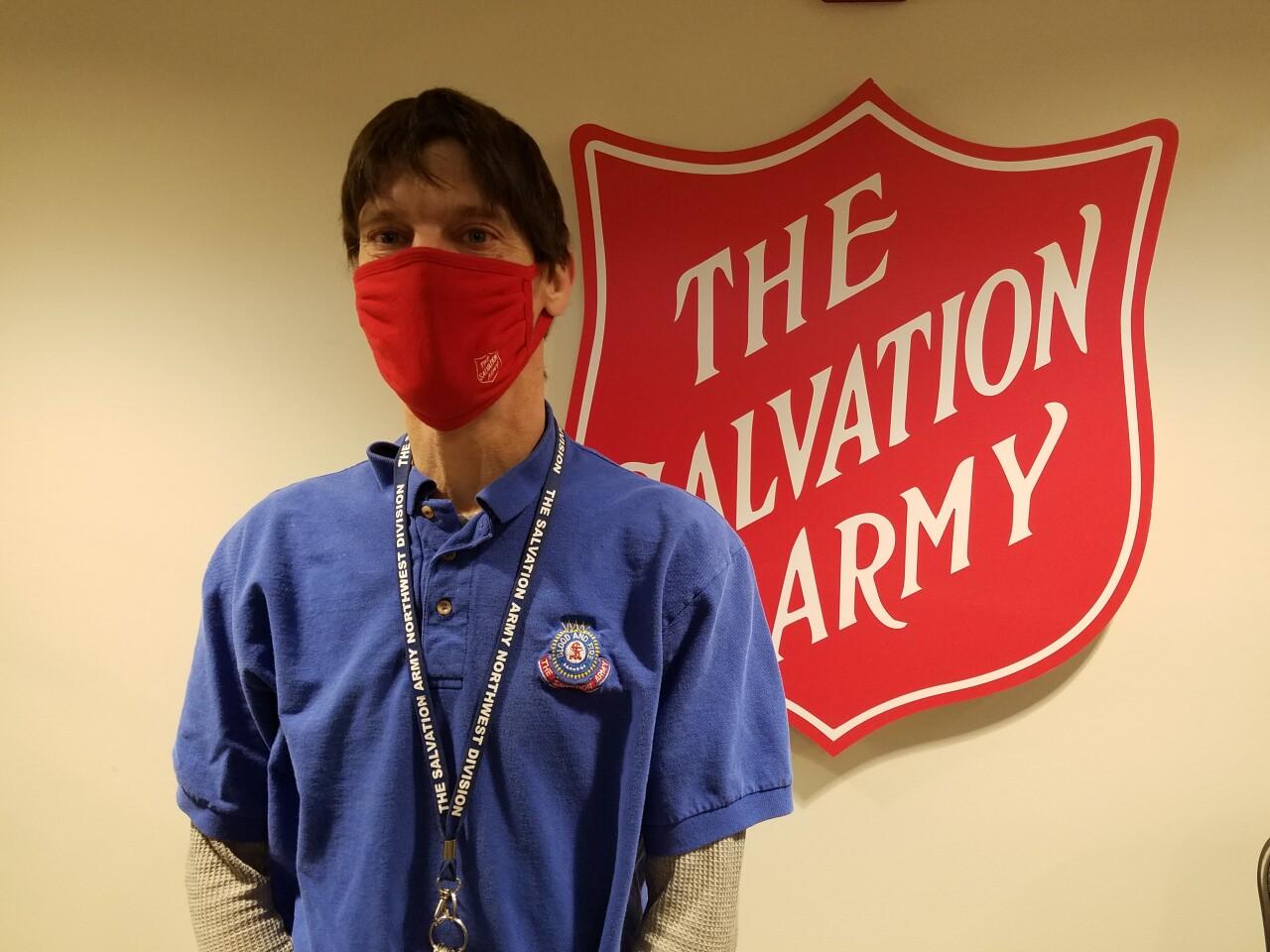 Helena Salvation Army Facility Coordinator Travis Kelly