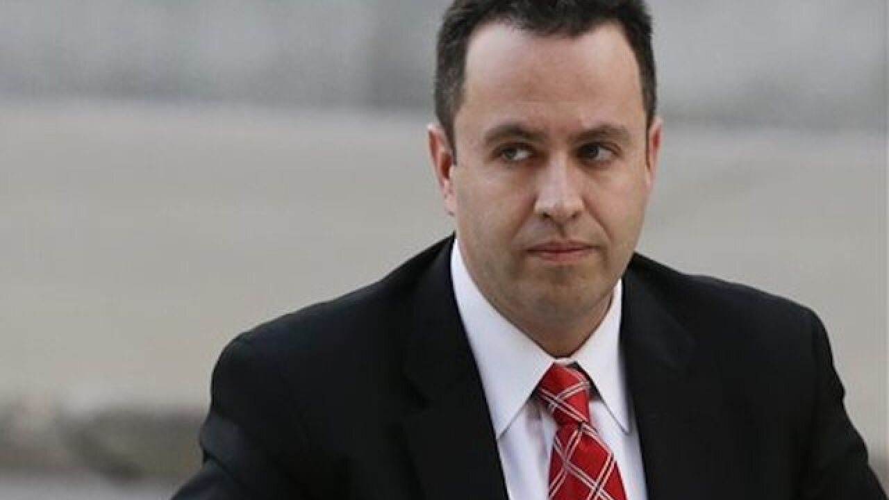 Ex-Subway pitchman Fogle appealing sentence