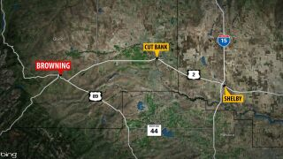 """Obvious signs of foul play"" in man's death in Glacier County"