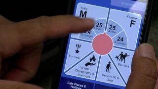 New app helps veterans feel less isolated