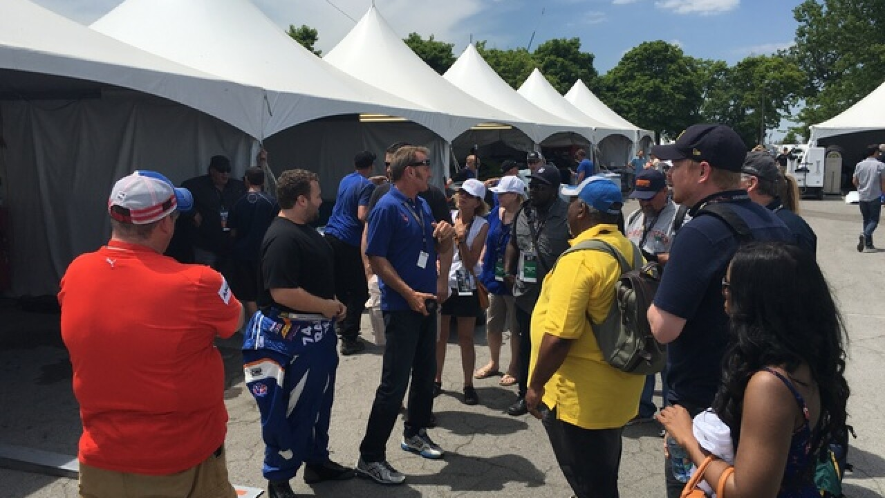 PHOTOS: Detroit Grand Prix, day 1