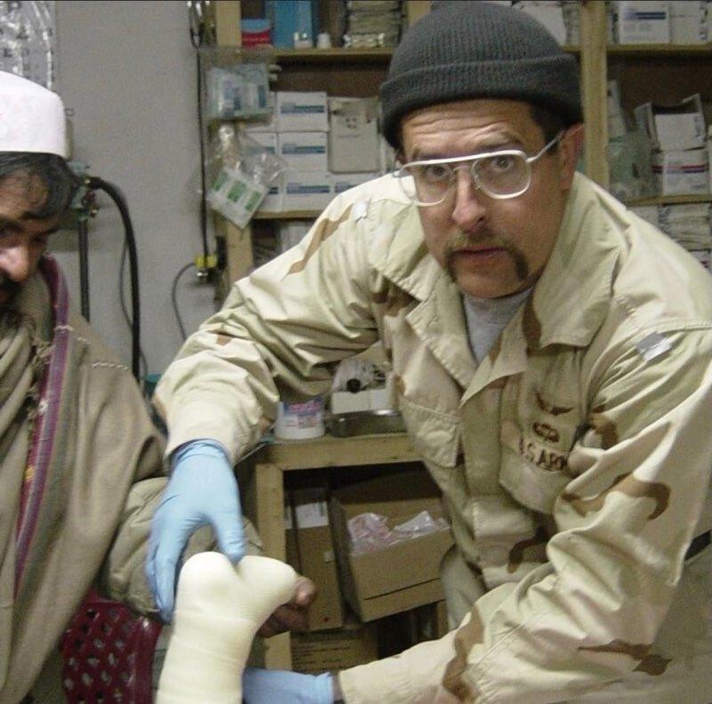 Dr, Bronson White