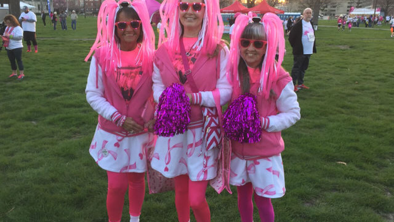 PHOTOS: Susan G. Komen Race for the Cure