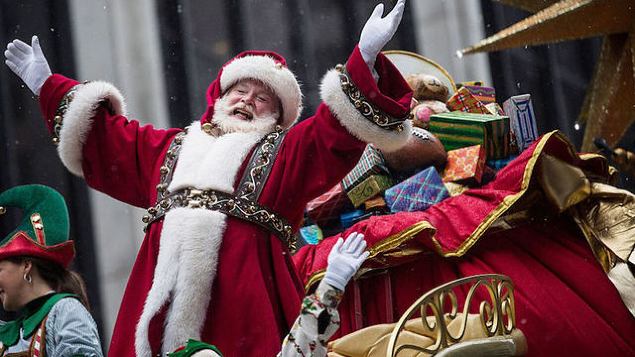 125 Macy's employees to sing in Thanksgiving Day parade