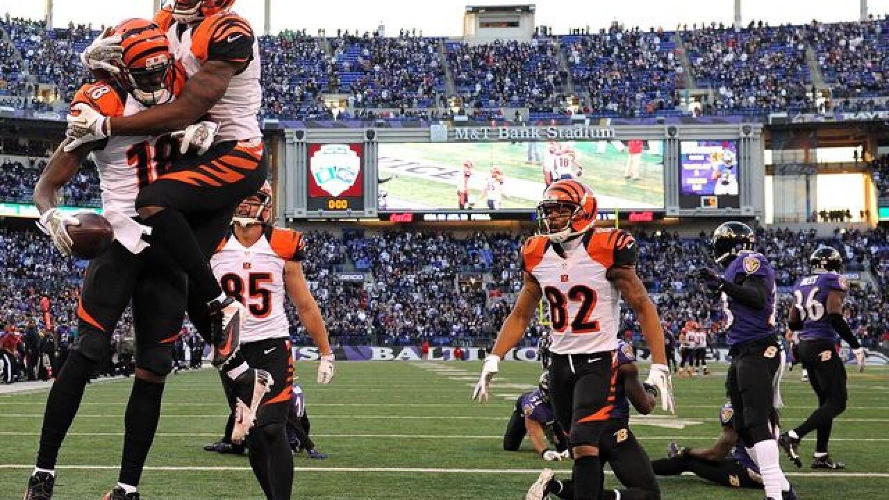 A.J. Green, Geno Atkins voted to Pro Bowl