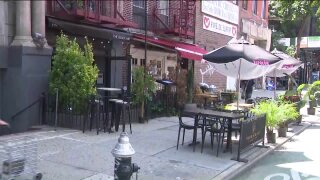 couple slashed east village outdoor dining