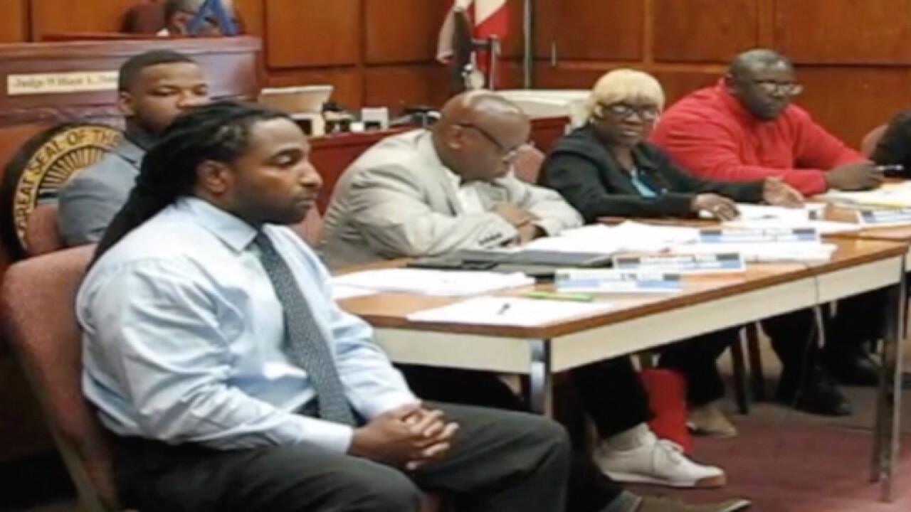 E. CLE leaders fight against new council members