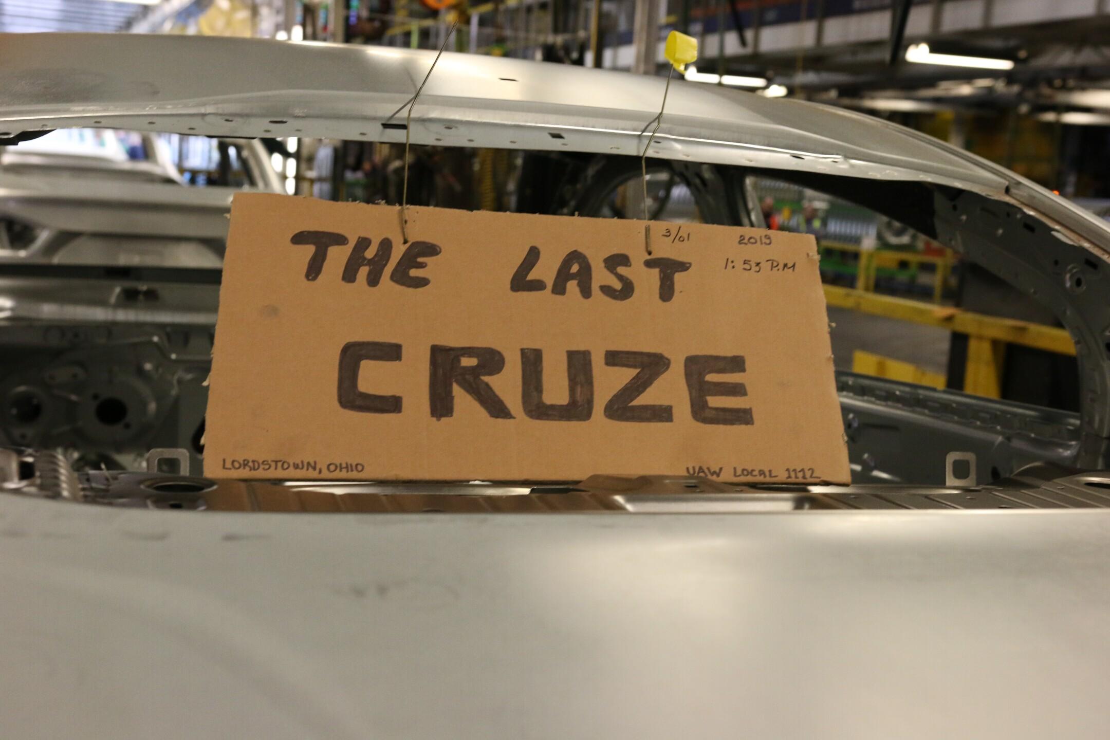 The Last Cruze
